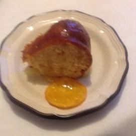ginger pound cake