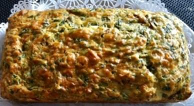 Spinach, Sundried Tomatoes & Feta Bread