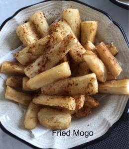 Fried Mogo