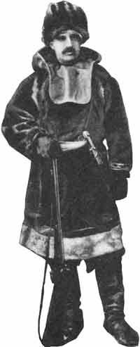 Николай Михайлович Пржевальский в экспедиционной форме
