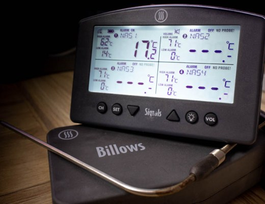 Review Signals and Billows