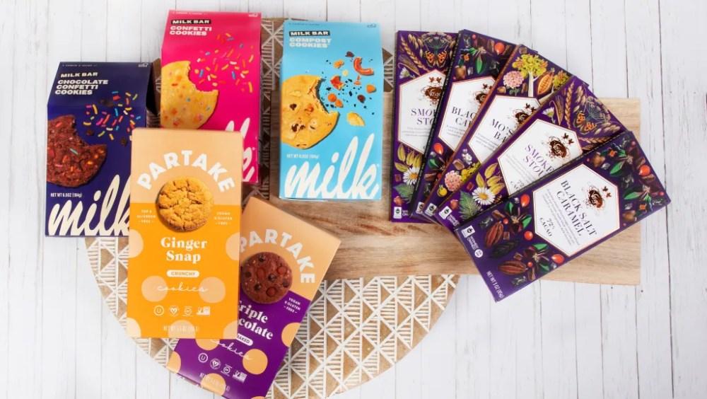 women-owned business, snacks, cookies, chocolate bar, women owned confectionery business, women owned cookie business, Milk Bar cookies, Voges Chocolate, Partake Cookies