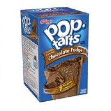 Kellogg's Pop-Tarts Frosted Chocolate Fudge Pastries