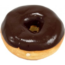 Chocolate Frosted Donut