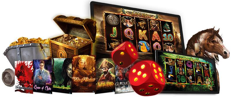 色々なカジノゲーム