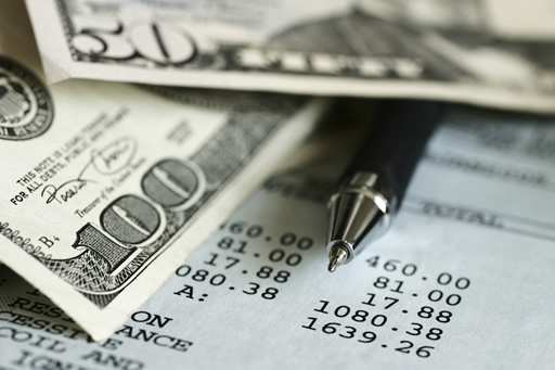 収支報告がないと税金に影響
