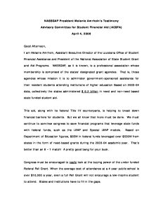 ACSFA Testimony 4 4 06 2 1 pdf 1 - ACSFA-Testimony-4-4-06-2-1-pdf-1