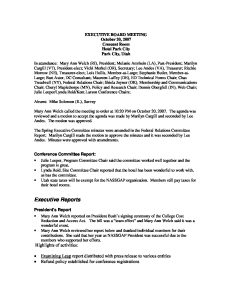 Edits NASSGAP EXEC MINUTES 2007 Park City Chas MW LA pdf 1 - Edits-NASSGAP-EXEC-MINUTES-2007-Park-City-Chas_MW_LA-pdf-1