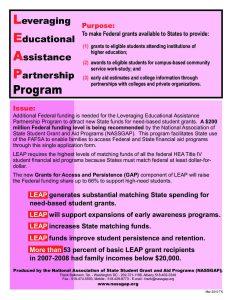 LEAP Quick FS 2009 Color NASSGAP pdf 1 - LEAP-Quick-FS-2009-Color-NASSGAP-pdf-1