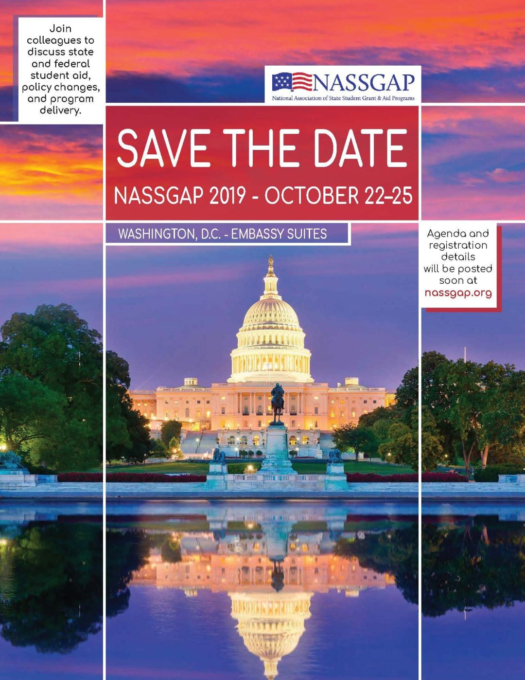 NASSGAP 2019 Save the Date 1 e1540331145353 - Calendar