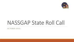 NASSGAP State Roll Call pdf 1 - NASSGAP-State-Roll-Call-pdf-1