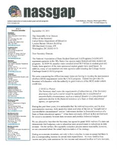 NASSGAP letter re CACG Maintenance of Effort pdf 1 - NASSGAP-letter-re-CACG-Maintenance-of-Effort-pdf-1