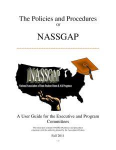 NASSGAP User Guide Fall 2011 pdf 1 232x300 - NASSGAP_User_Guide_Fall_2011