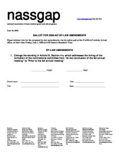 06 07 Ballot for NASSGAP ByLaw Changes pdf 232x300 - 06-07-Ballot-for-NASSGAP-ByLaw-Changes