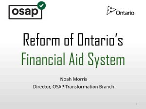 11.2016 Ontario Financial Aid Noah Morris pdf 300x225 - 11