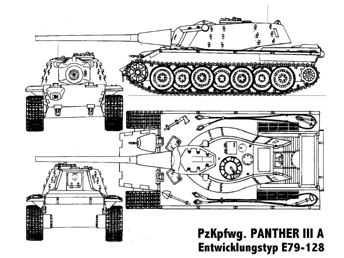 The E Series Of Tanks