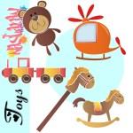 Free Toys Clip art