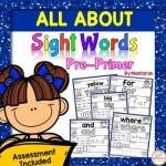 Pre-Pimer-SightWords