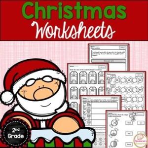 christmas worksheets math and literacy nastaran 39 s resources. Black Bedroom Furniture Sets. Home Design Ideas