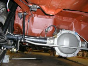 Chevy Camaro Rear Axle Information & Restoration