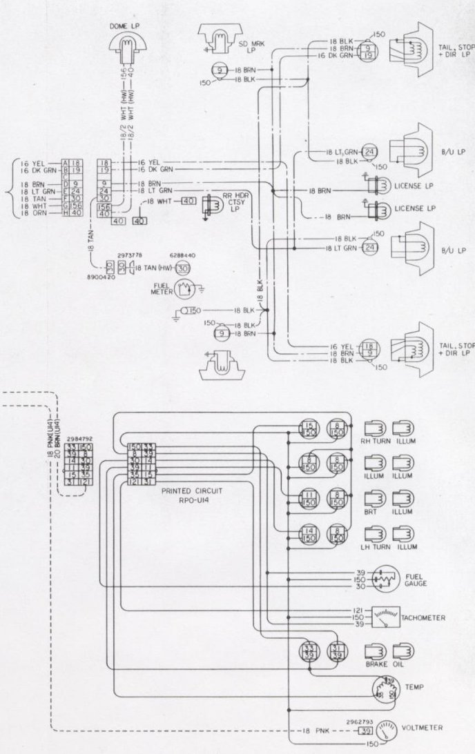 Harley Rear Master Cylinder Diagram 1991