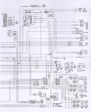 1971 Camaro Wiring Diagrams By Bernhard