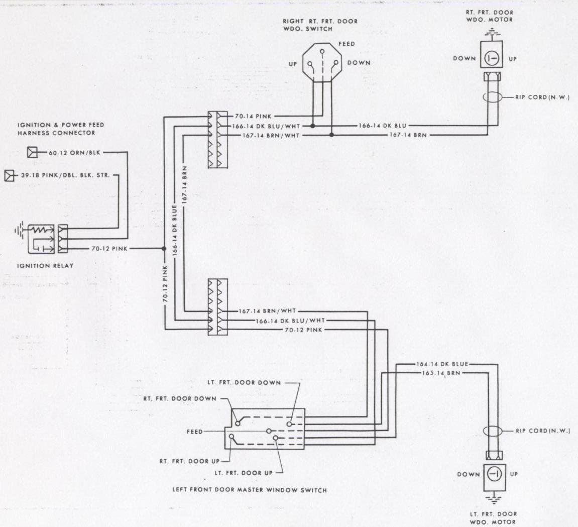 81 Chevy Camaro Wiring Diagram
