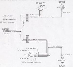 79 Camaro power window switch question  Chevelle Tech