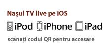 ios Recepție Nașul TV