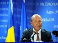 Traian Basescu prezent la summit-ul UE de la Bruxelles
