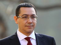 Romanian designated Prime Minister Victor Ponta