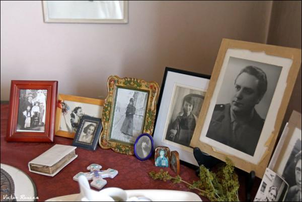 Familia Mircea Vulcanescu - Foto Victor Roncea