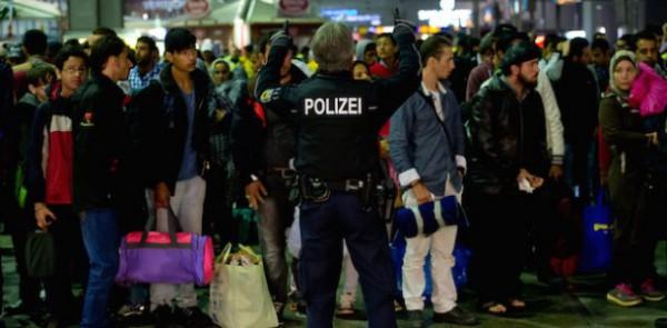 austria refugiati