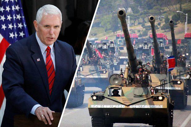 Incepe razboiul, Americani ameninta  Coreea de Nord, Timpul a Scazut