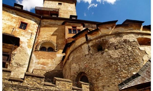 Odwiedziny w Zamku Orawskim – Słowacja