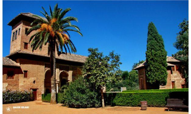 Twierdza Alhambra w Andaluzji – Hiszpania