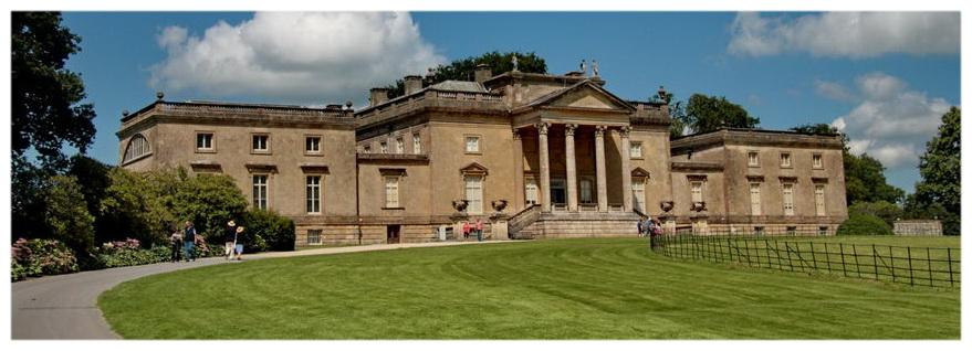 Stourhead Posiadłość National Trust Anglia, atrakcja turystyczna, zwiedzanie, spacer, dworek, Bristol,