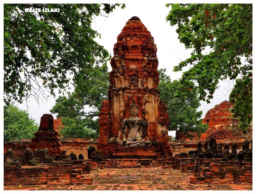 Ayutthaya – Świątynie w Tajlandii