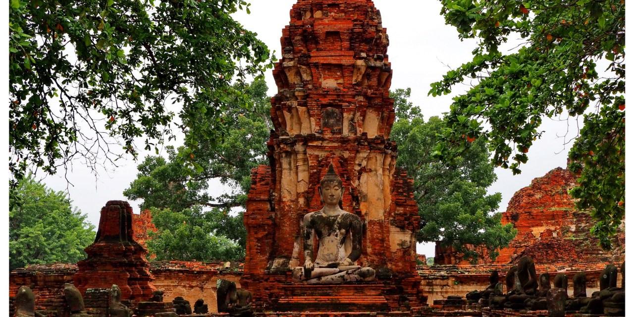 Ayutthaya – Tajlandia