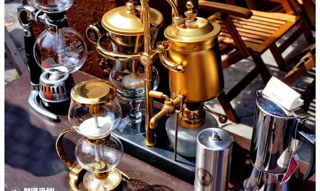 Kawa w Malezji
