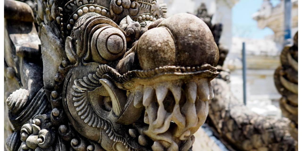 Legendy z Indonezji – O czarownicy z Bali