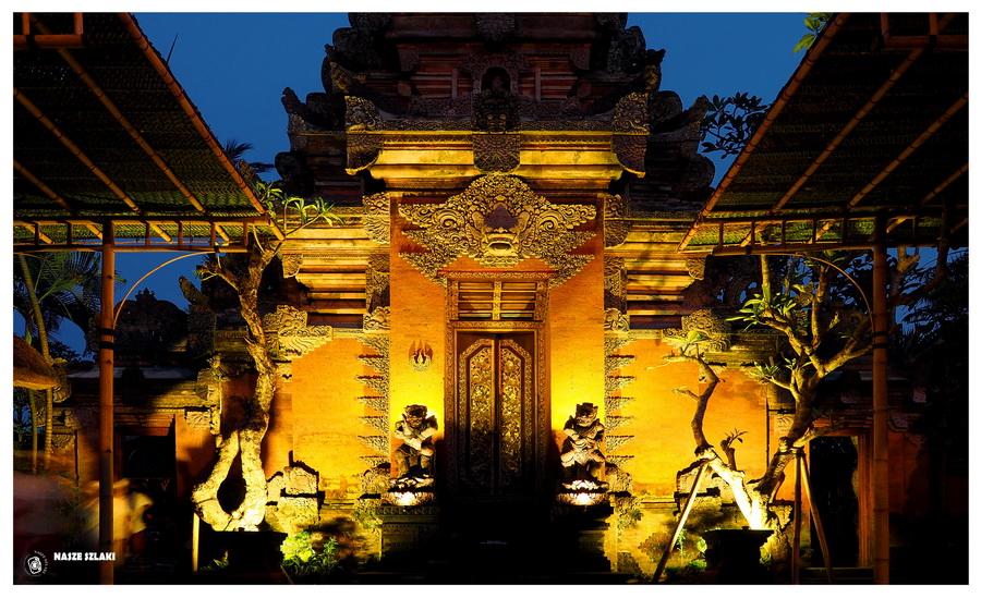 Jak powstała wyspa Bali - Legenda z Indonezji