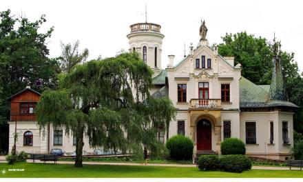 Pałac w Oblęgorku i muzeum Sienkiewicza – historia, atrakcje i ciekawostki