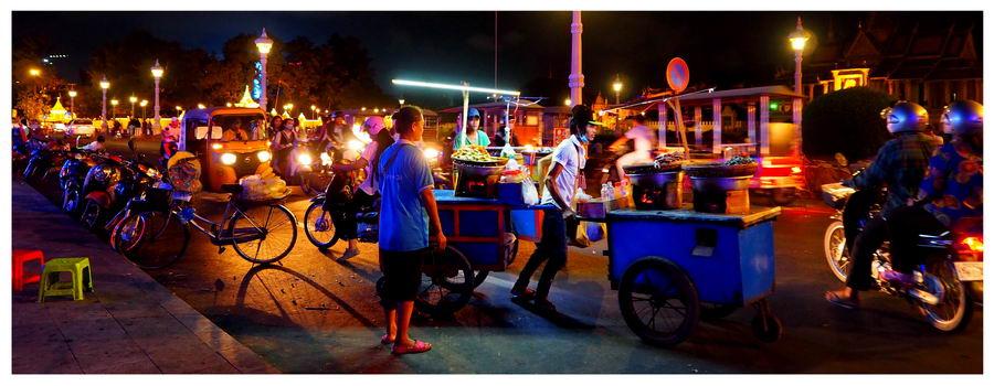 Phnom-Phem-Kambodża-stolica-Okay-Gueshouse-hotel-tanio-centrum-atrakcja