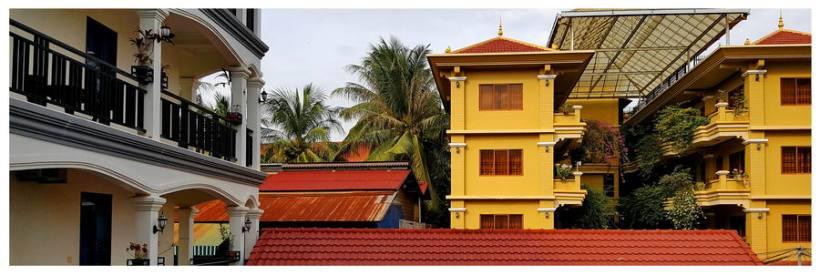 Siem-Reap-Kambodża-The-Amra-Angkor-Hotel-tanio-dobre-położenie