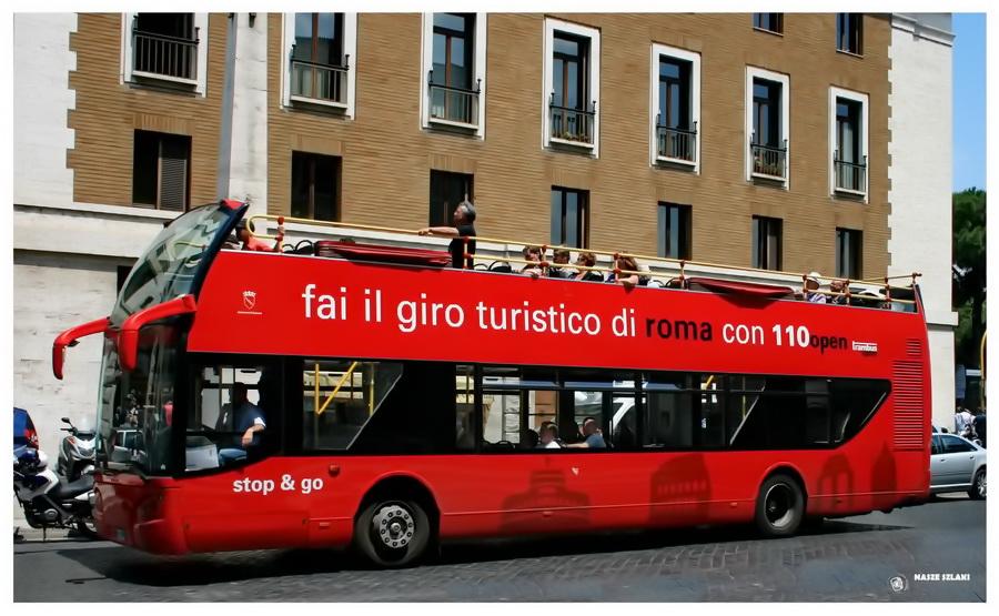Rzym i jego atrakcje w jeden dzień