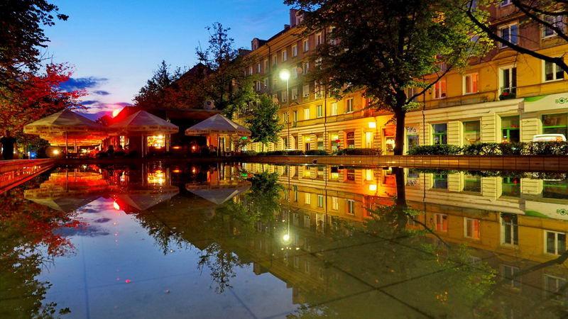 Szczecin - Wały Chrobrego i inne atrakcje