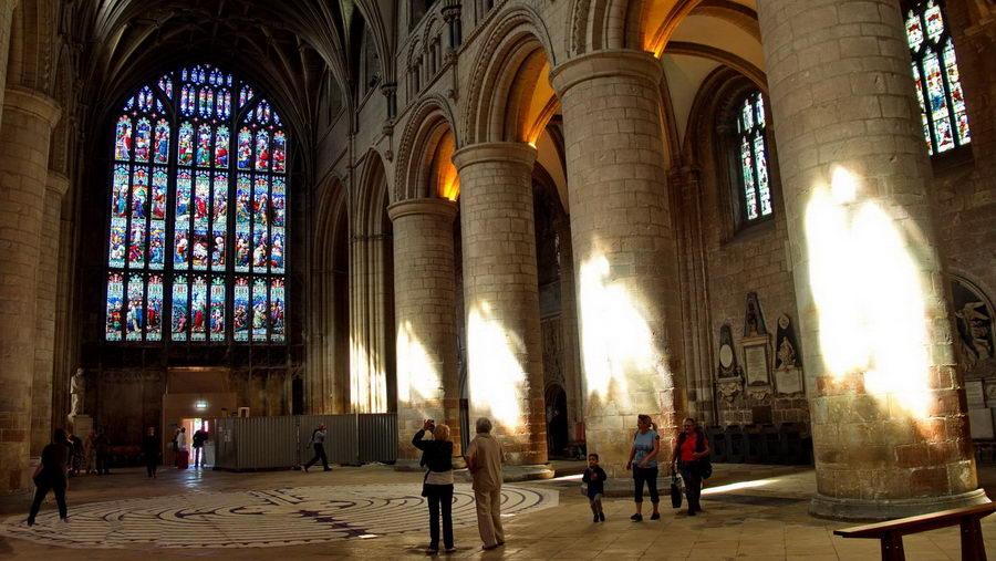 Katedra w Gloucester - zwiedzanie, atrakcje i Harry Potter