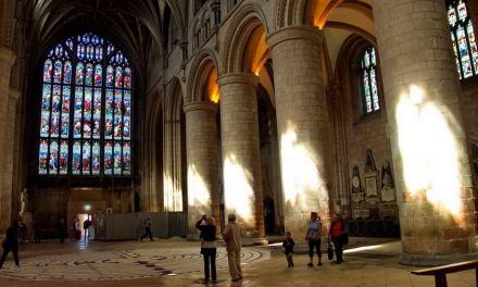 Katedra w Gloucester – zwiedzanie, atrakcje i Harry Potter