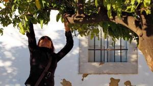 Faro w Portugalii miasto pełne pomarańczy. Magdalena Kiżewska na pachcie